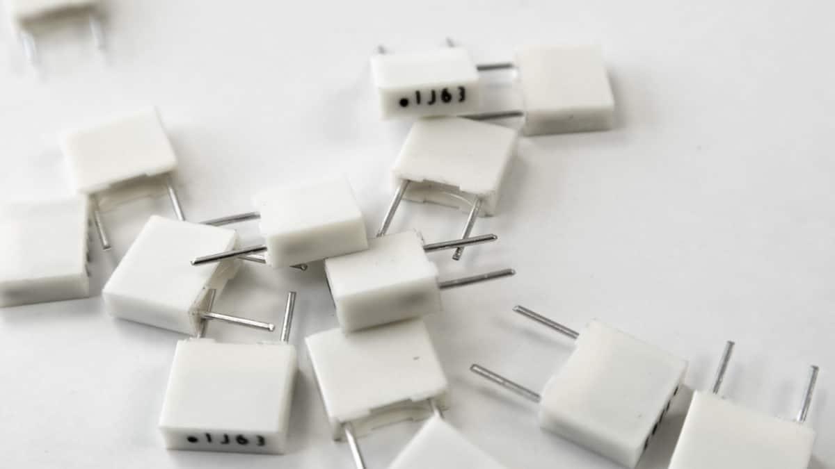 condensateurs film