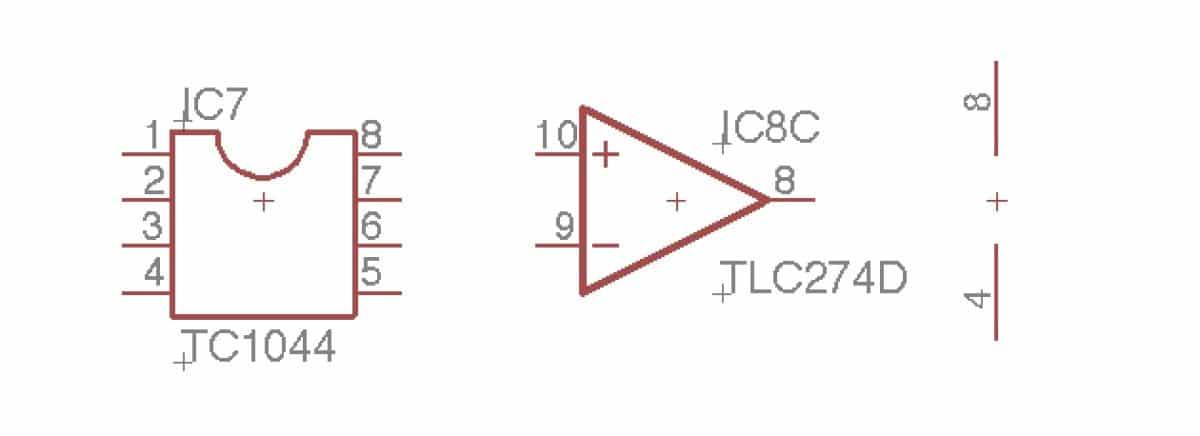 IC symbols